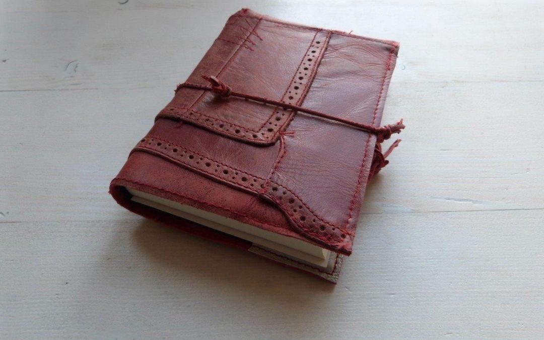 Rood boekje van lievelingslaarzen