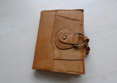 notitieboek cognac