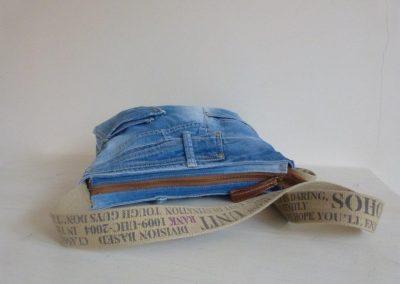 jeanstas rits