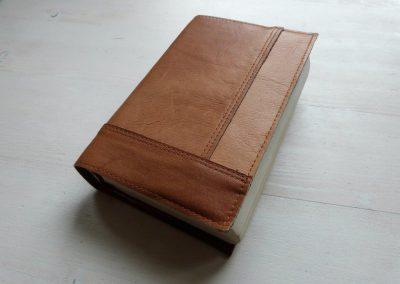 bijbelhoes gerecyclede tas