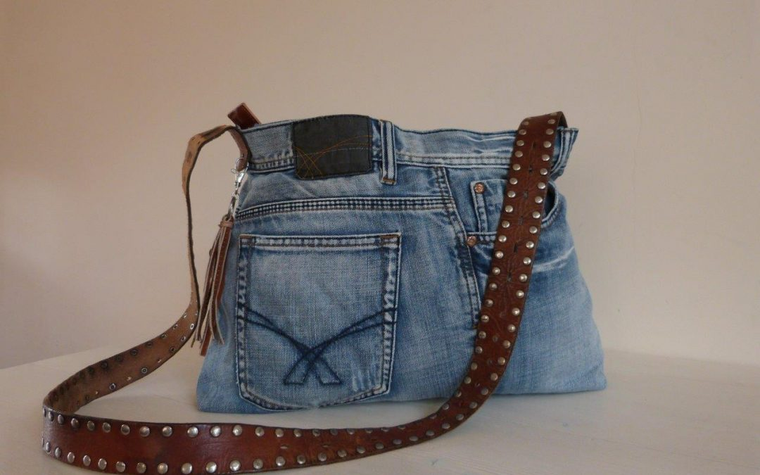 Een workshop jeanstas maken