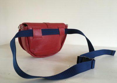 kleine rode tas heuptas